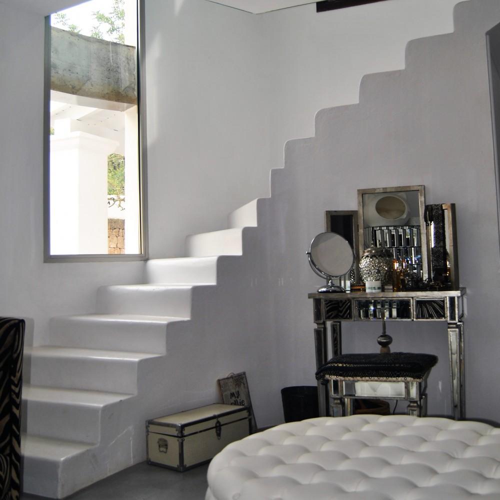 Reforma de vivienda, estilo ibicenco, en Ibiza