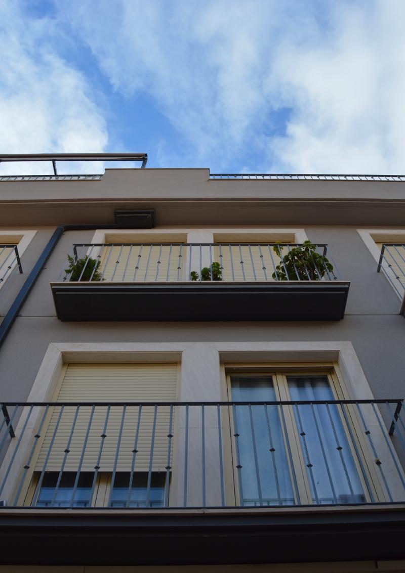 Pedir presupuesto para construcción de edificio de viviendas en albacete