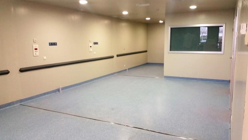 Acondicionamiento del hospital general de almansa